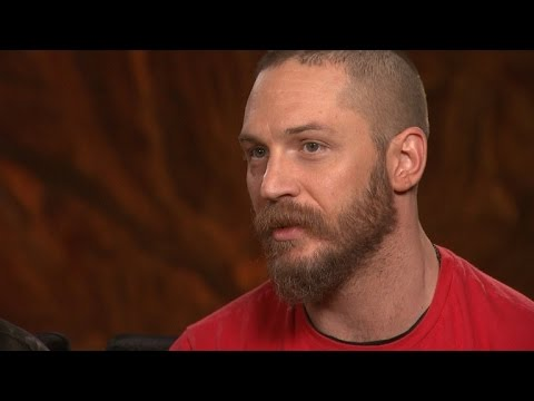Tom Hardy Made Mel Gibson a Bracelet for Their 'Max Max' Meeting