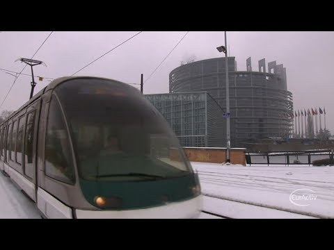Parliament wants to end MEPs monthly shuttle to Strasbourg