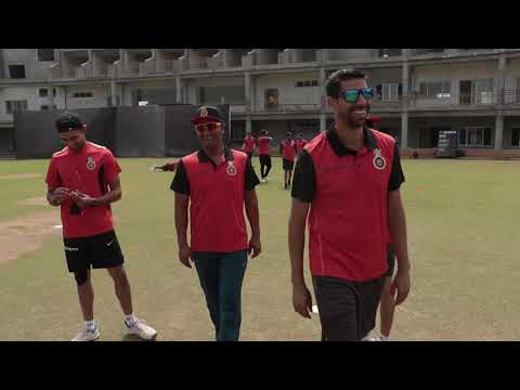 An inside look into the RCB BOOT CAMP