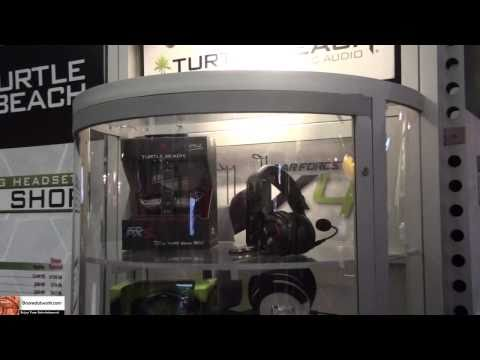 Turtle Beach PX5 Gaming Headset @Pax East 2011| Booredatwork
