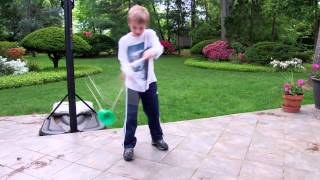 A few tips of how to use a Diabolo the first time