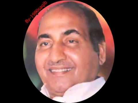 Mohammad Rafi   Sarkare Do Jahan Ka Ye Ejaz Dekhiye