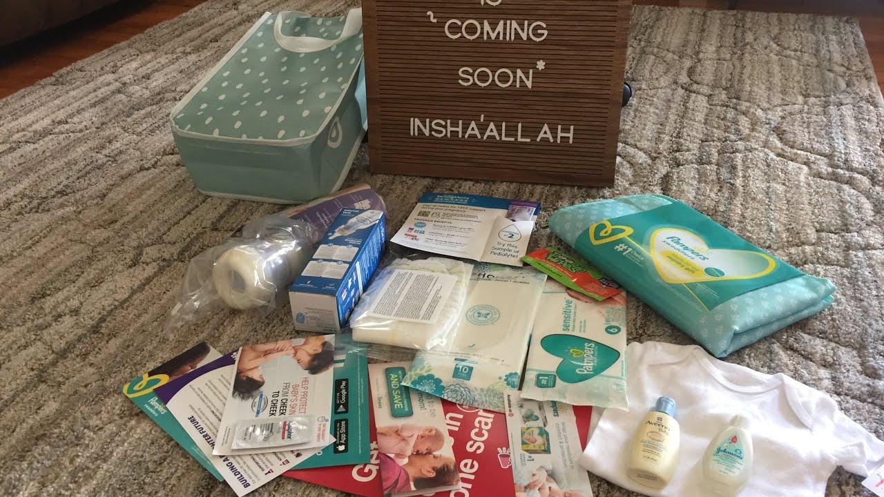 2020 free target baby registry welcome bag كيف تحصلين على ...