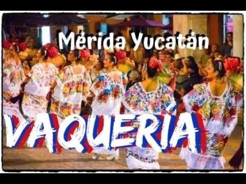 VAQUERÍA TRADICIONAL EN MÉRIDA YUCATÁN MÉXICO