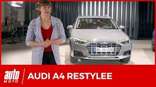 Audi A4 restylée : lifting de printemps