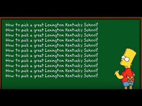 Lexington Kentucky Public Schools - How To Choose - Lexington Show #209