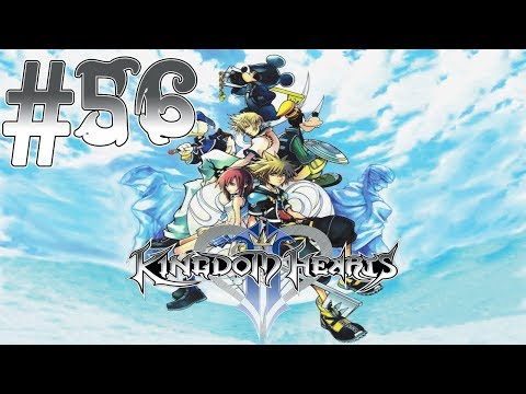 Kingdom Hearts: Lets Play Kingdom Hearts II Episode 56 - Poster Duty