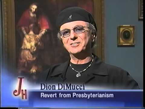 Dion DiMucci: Reveted To The Catholic Faith From Presbyterianism - The Journey Home (5-1-2006)