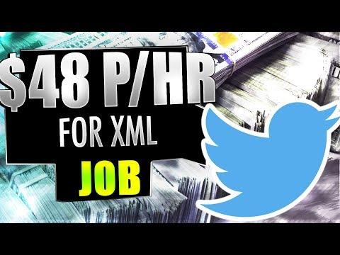 Web Development: 48 Dollars Per Hour For XML Web Developer Job | #CodingPhase