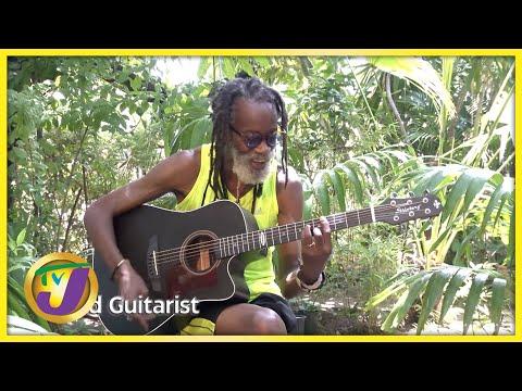 Earl Smith - Lead Guitarist | TVJ Entertainment Report Interview - Sept 3 2021