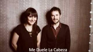 Sr. Nadie y Eva Amaral - Me Duele La Cabeza