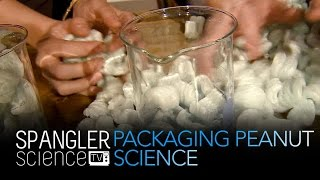 Packaging Peanut Science - Cool Science Experiment