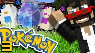 Minecraft: POKEMON EGG OPENINGS - Pokefind Ep. 3