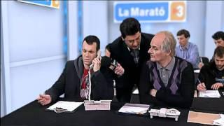 """TV3 - Crackòvia - Els futbolistes, a """"La Marató"""" de TV3"""