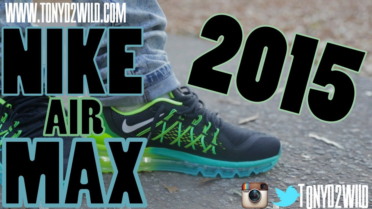 Air Max 2015 With Jeans
