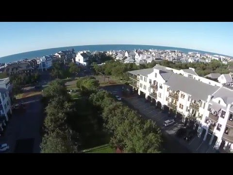 """Downtown Rosemary Beach Penthouse Condo """"Lofts 3A West"""" 30A Coastal Chic Decor Prime Location"""