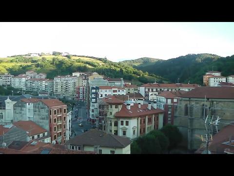 Bermeo, Northern Spain. 7th August 2016
