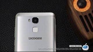 DOOGEE Y6C 5.5' HD Android 6.0 4G Phone w/ 2GB RAM, 16GB ROM - Black