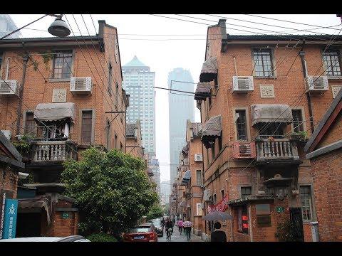Shanghai Jing'an District Tour / 静安区