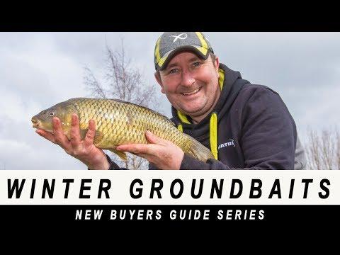 WINTER GROUNDBAITS - BEST BAITS FOR WINTER FEEDER FISHING