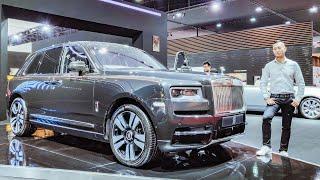 Rolls Royce Cullinan 2019 - Đây mới đích thực là Ông Hoàng SUV | XEHAY