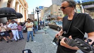 I know a little - Street guitarist shreds Lynyrd Skynyrd classic 7/1/19