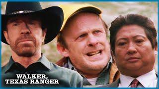 Perfect Melon Aim | Walker, Texas Ranger