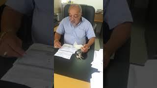 Ronaldo Jose da Silva, Presidente do Sinttromar, Sindicato dos Rodoviários