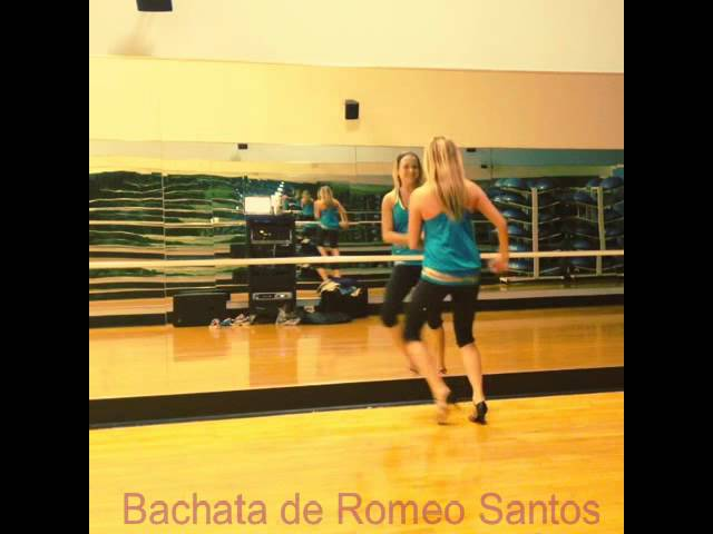 Romeo Santos, Bachata, for Zumba® Fitness - Propuesta Indecente Travel Video