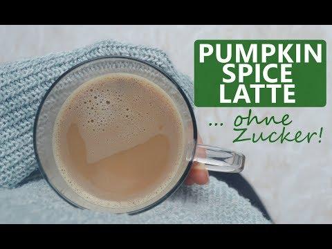 SELBER MACHEN</br>Pumpkin Spice Latte
