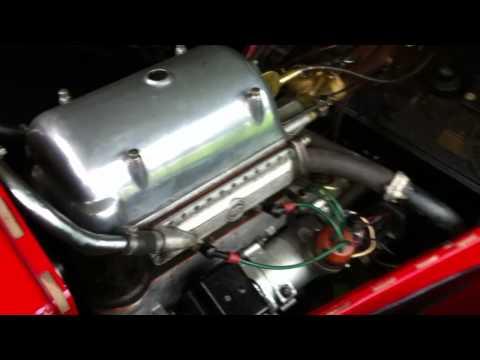 1929 Lancia Lambda engine