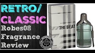 Retro: Burberry The Beat for Men by Burberry Fragrance Review (2008)