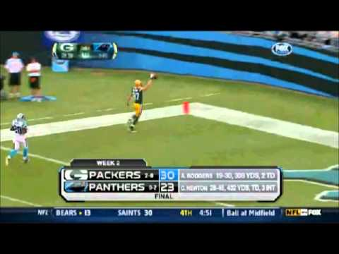 Jordy Nelson 2011-12 highlights (Green and yellow)