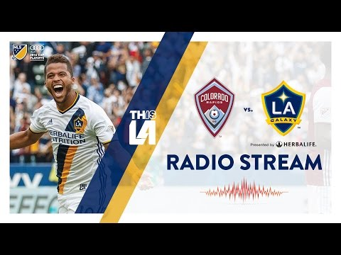 LIVE RADIO: LA Galaxy at Colorado Rapids | Western Conference Semifinals | November 6th, 2016