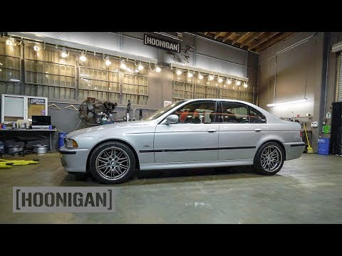 [HOONIGAN] DTT 218: We Buy an E39 M5, 500hp Supercharged E46 M3 Dyno Tuning, R33 Skyline Burnouts