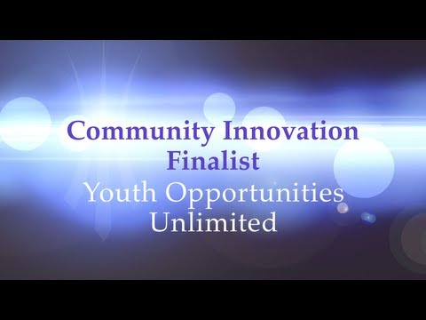 Pillar Community Innovation Finalist: Youth Opportunities Unlimited