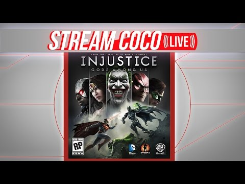 """Stream Coco LIVE: """"Injustice"""" With Tyler Posey & Zachary Levi"""