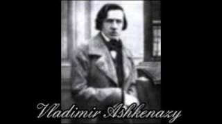 CHOPIN Controdanza - Vladimir Ashkenazy
