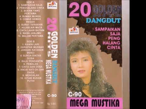 20 GOLDEN DANGDUT / Mega Mustika
