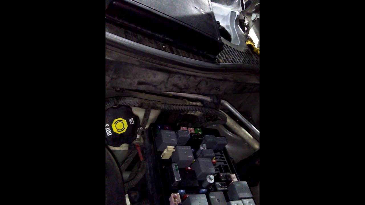 07 chevy hhr power steering [ 1280 x 720 Pixel ]