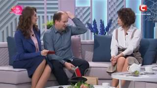 Віктор Бронюк із дружиною Тетяною в програмі «Все буде добре» (СТБ, ефір від 26.03.18)