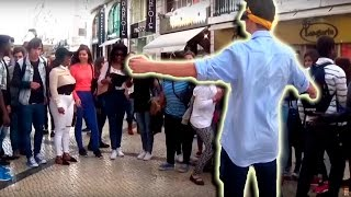 Blind Social Experiment - I trust you, do you trust me? - Portugal