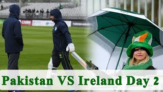 Pakistan Vs Ireland Live Test Match 2018 2nd Day