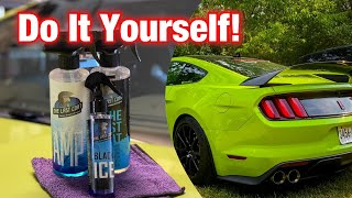 How To: Ceramic Coating Your Car Is EASIER Than You Think!