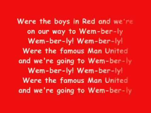 Manchester united Theme Song
