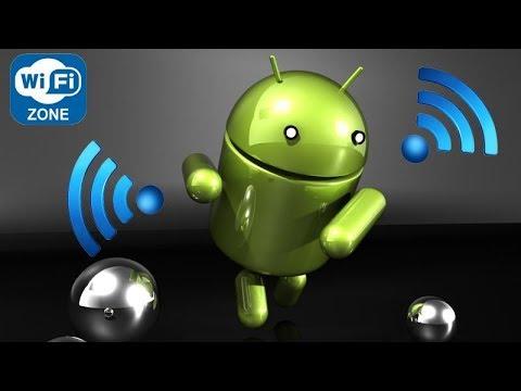Как раздавать wifi с телефона андроид