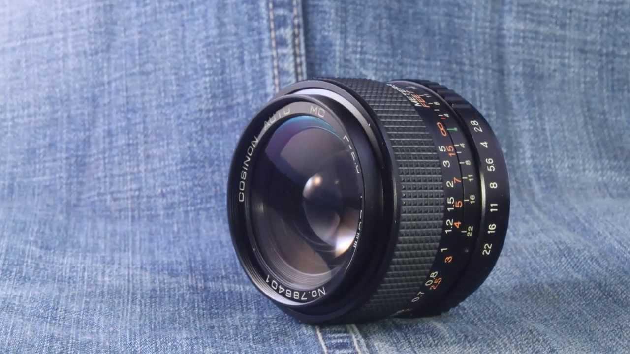 Cosinon Auto MC 28mm f/2 8 (M42)