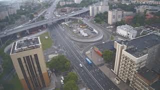 Москва - Нижегородская улица - веб камера 01.07.2020, 02:55