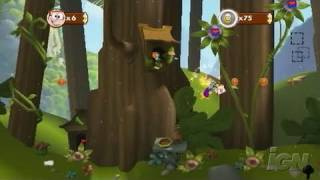 Drawn to Life: The Next Chapter Nintendo Wii Gameplay -