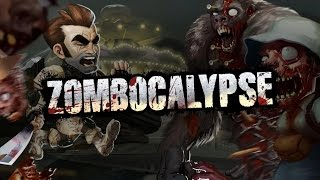Zombocalypse - Android Gameplay HD